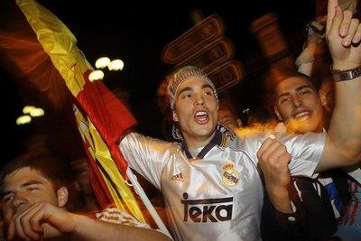 Şampiyon Real Madrid