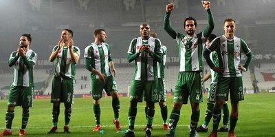 Konya'ya 4 golcü
