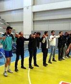 Erciş Belediye grup şampiyonu oldu