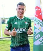 Kerem Can Akyüz Bursaspor'da