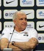 Obradovic: Oyuncularım çok iyi çalışıyor