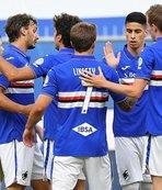 Sampdoria'dan müthiş dönüş