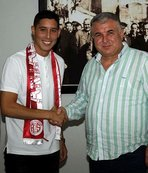 Antalyaspor'dan 10 numara transferi