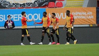 Göztepe - Kasımpaşa: 1-0 (MAÇ SONUCU - ÖZET)
