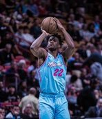 Butler nets 38 points to contribute Heat win over 76ers