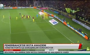 Fenerbahçe'de gündem Awaziem