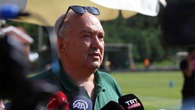 Gaziantep FK başkan Cevdet Akınal'dan santrfor müjdesi