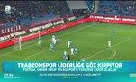 Trabzonspor liderliğe göz kırpıyor