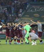 Trabzonspor Avrupa Ligi'nde yoluna devam ediyor