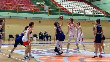 A Milli Kadın Basketbol Takımı Sırbistan'a yenildi