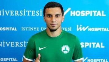 Giresunspor'dan bir transfer daha!