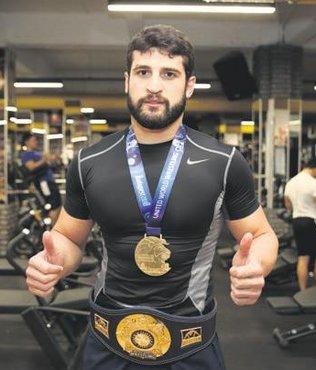 Şampiyonun hedefi büyük
