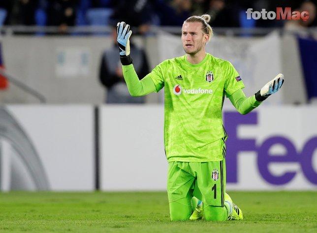 Karius Beşiktaş'ı yakmaya devam ediyor!