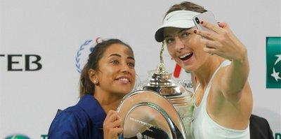 Sharapova'nın İstanbul aşkı