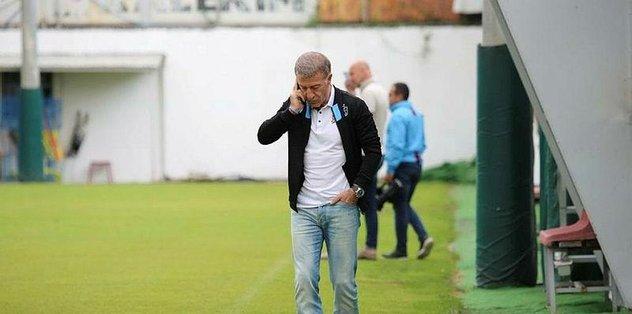 Trabzonspor'da Başkan Ağaoğlu'ndan forvet çağrısına cevap