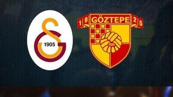 Galatasaray - Göztepe maçı saat kaçta ve hangi kanalda?