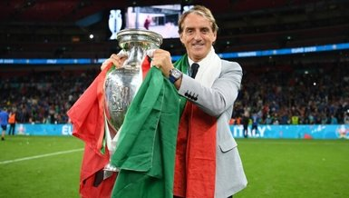 İtalya Teknik Direktörü Roberto Mancini: Bu zaferi hak ettik!