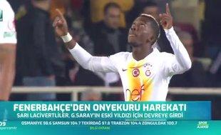 Transfer bombası patlıyor! Fenerbahçe ve Onyekuru...