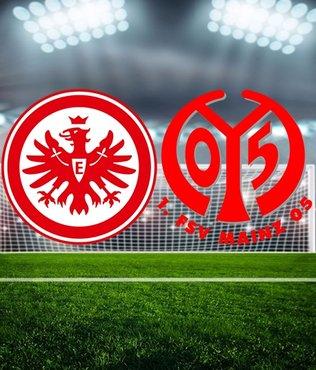 Eintracht Frankfurt - Mainz 05 maçı ne zaman? Saat kaçta? Hangi kanalda canlı yayınlanacak?