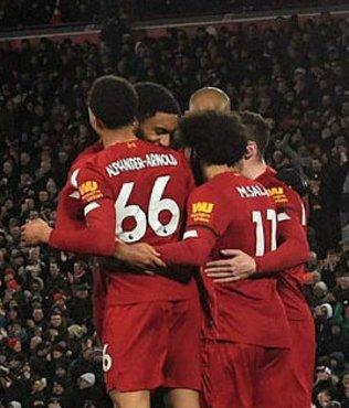 Liverpool 3-2 West Ham | ÖZET İZLEYİN