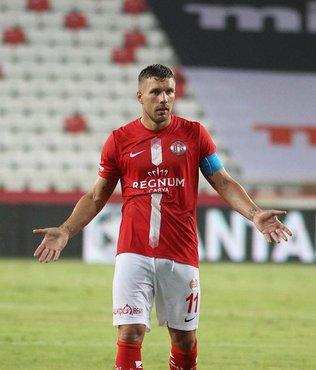 Antalyaspor'un yıldızları Trabzon maçında yok!