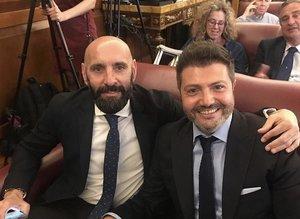 Roma'da Talisca zirvesi! Semih Usta, Monchi ile görüştü