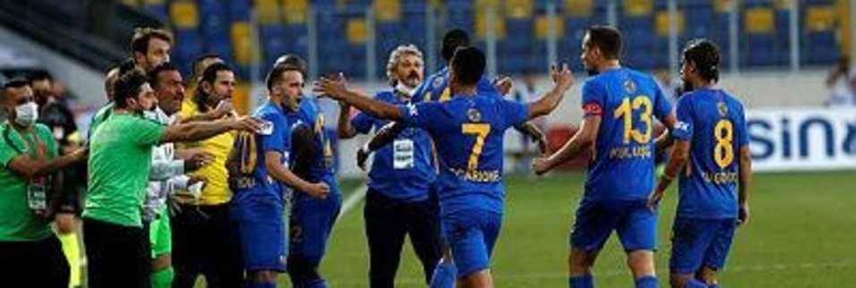 MKE Ankaragücü 1-0 Galatasaray | MAÇ SONUCU - Futbol -