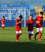 Futbol Altyapı Gelişim Projesi Turnuvası başlıyor