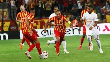 Kayserispor ile Antalyaspor 32.randevuda!