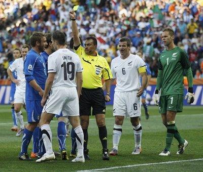 İtalya - Yeni Zelanda (F Grubu maçı)