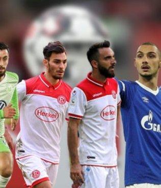 Türk milli futbolcuların Almanya Bundesliga'da şanssız sezonu!