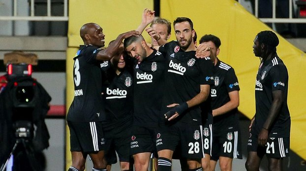 BEŞİKTAŞ HABERLERİ - Kartal'ın gözü zirvede! İşte Sergen Yalçın'ın Başakşehir maçı 11'i