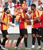 Galatasaray'dan kötü prova | Maç özeti izle