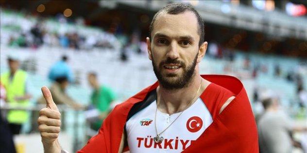 Turkish sprinter breaks 10-second barrier