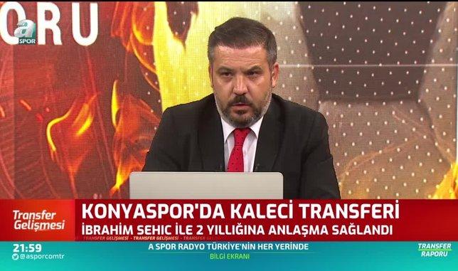 1597001911574 - Konyaspor Ibrahim Sehic transferini bitiriyor!