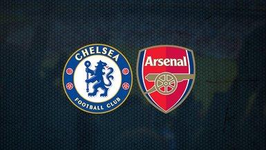 Chelsea-Arsenal maçı ne zaman? Saat kaçta ve hangi kanalda CANLI yayınlanacak? Muhtemel 11'lerde kimler var?