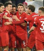 Bayern Münih evinde şov yaptı!