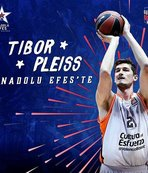 Tibor Pleiss Anadolu Efes'te