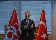 """Ahmet Ağaoğlu: """"Trabzonspor'un 2023'e kadar geliri yok"""""""