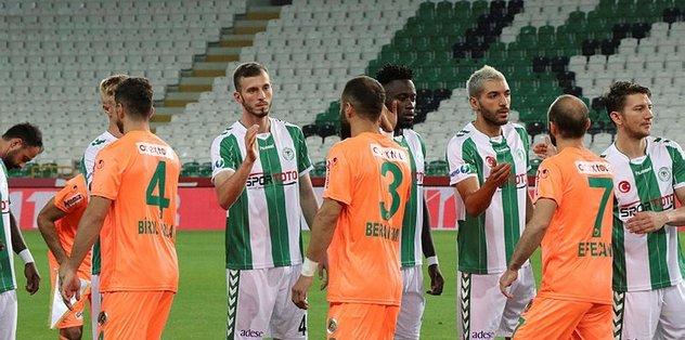 Hatalar Konyaspor'u yaktı!