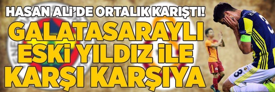 hasan alide ortalik karisti eski gsarayli ile karsi karsiya 1596703382235 - Son dakika: Medipol Başakşehir Hasan Ali Kaldırım ile prensip anlaşmasına vardı!
