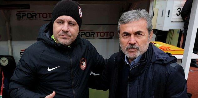İH Konyaspor 0 - 0 Gaziantep FK   Maç Özeti
