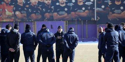 Osmanlıspor, Beşiktaş'a hazırlanıyor