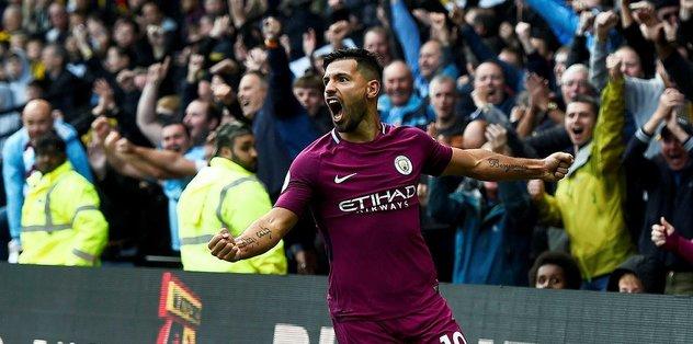 Manchester City durdurulamıyor!