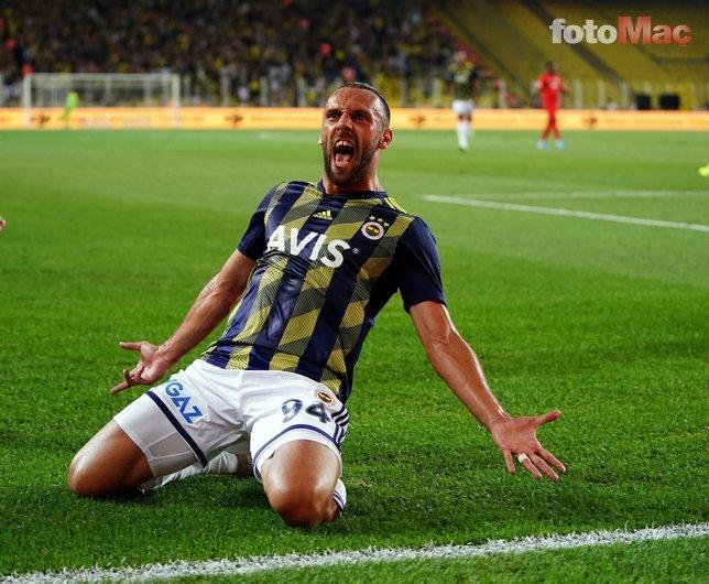 Fenerbahçe'de sezon sonu bombası! Vedat Muriç... Son dakika transfer haberleri