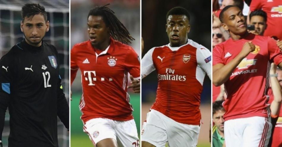 Futbola damga vuracak en yetenekli 100 genç
