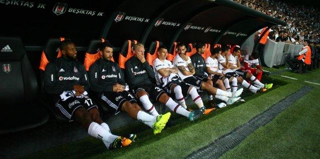 Beşiktaş'ta transferler rahatsız