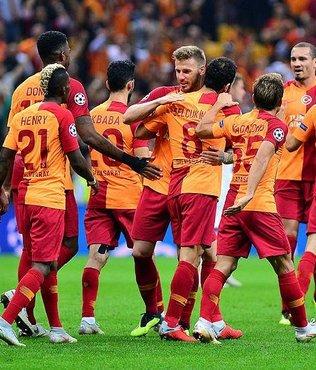 Galatasaray, Avrupa'da 274. maçına çıkıyor