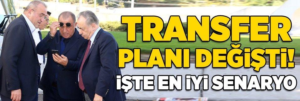 Galatasaray'ın transfer planı değişti! İşte en iyi senaryo...