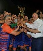 Mehmet Boşnak Yıldev Spor şampiyon